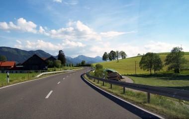 Grossglockner panoramska alpska cesta