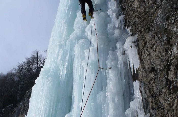 ADVENTURE ICE CLIMBING